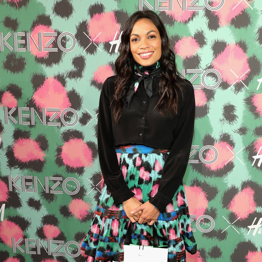 Rosario Dawson's Fashion Brand Won The CFDA + Lexus Fashion Initiative