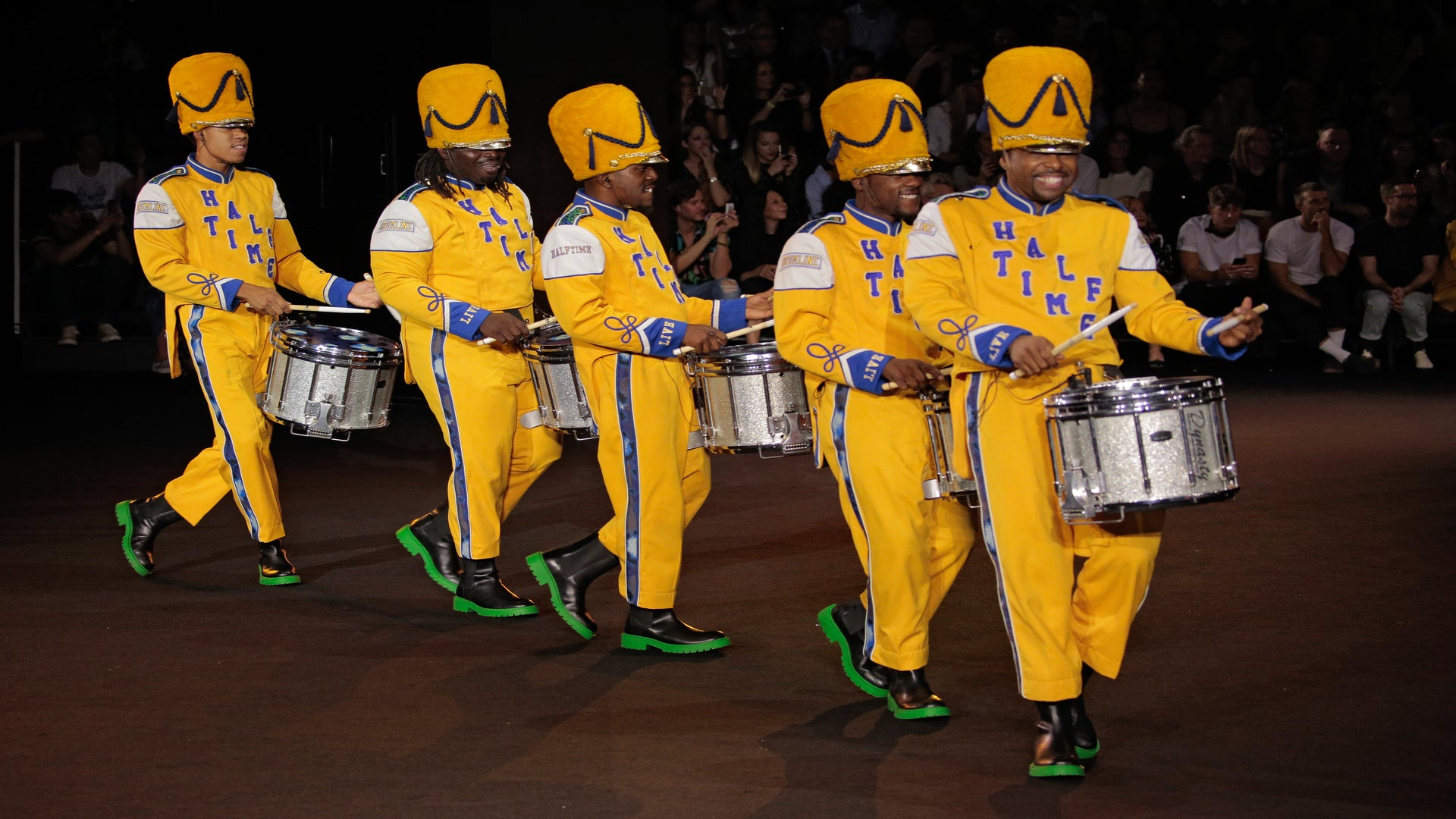 The Kenzo x H&M Launch Party Included A Performance By Ice Cube, A Drumline And So Much More