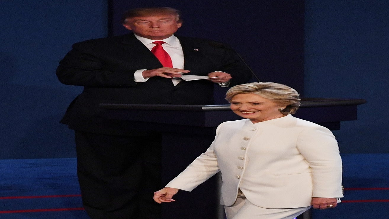 Bad Hombres, Nasty Women And Conspiracy Theories: The Final Debate Was The Most Substantive…And That's Not Saying Much