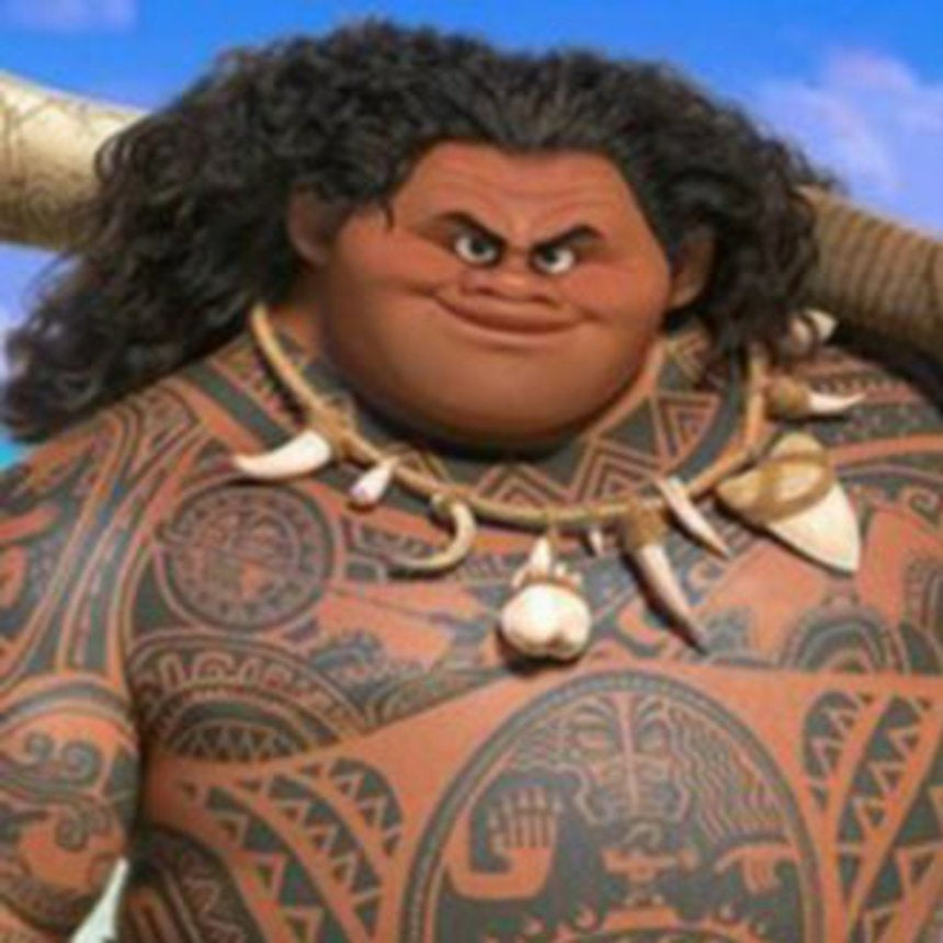 Disney Under Fire For Racially Insensitive 'Moana' Halloween Costume