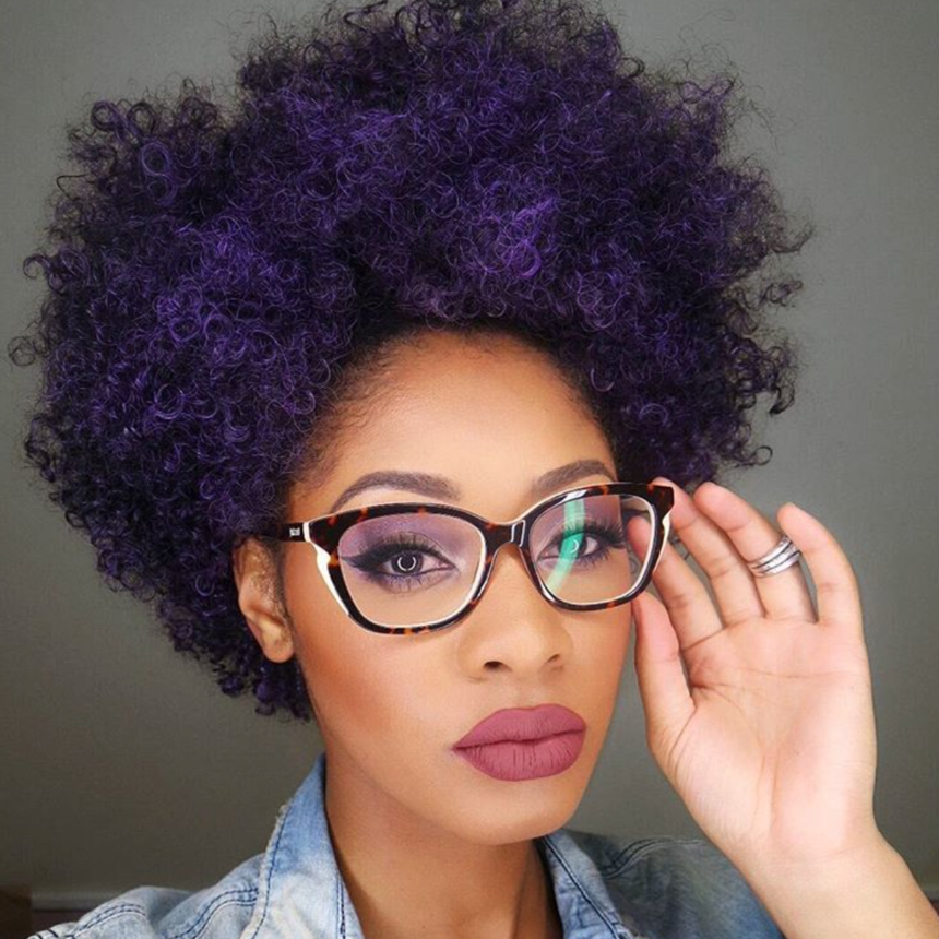 25 Fierce Winter Hairstyles For Naturalistas