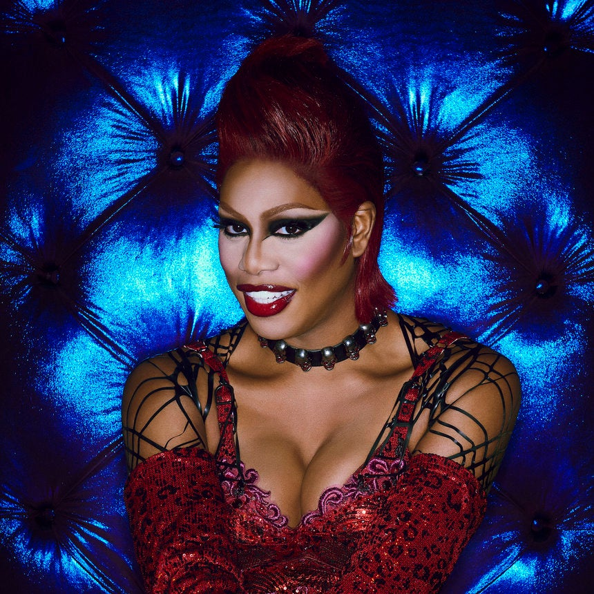 Everything Laverne Cox Wore During 'The Rocky Horror Picture Show'