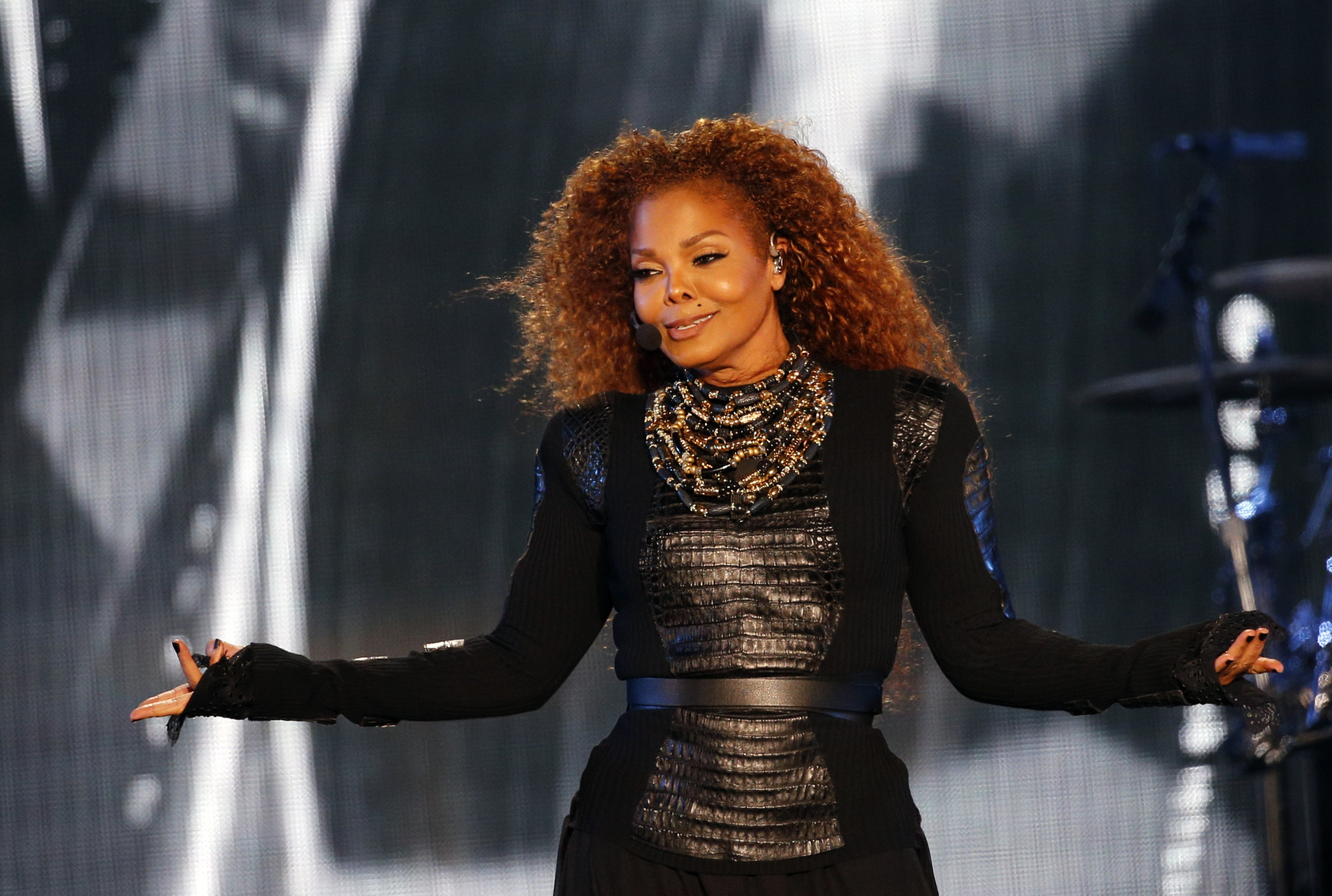Why The Unbreakable Janet Jackson Deserves The Rock And Roll