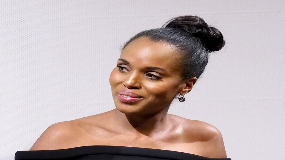 Kerry Washington Says There's a 'Few Things I Wanna Get off My Chest' in Emotional Twitter 'Rant'