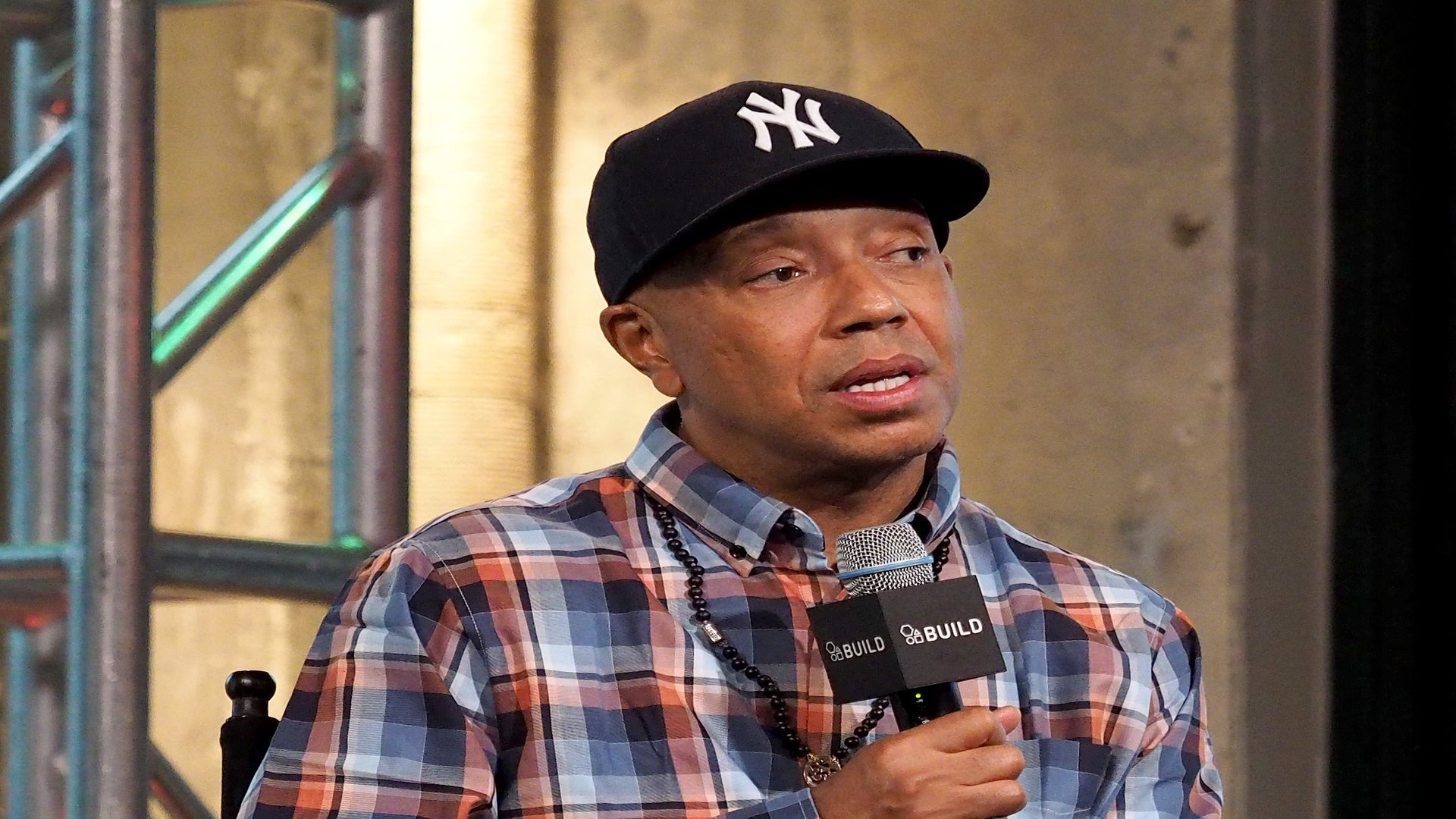 Russell Simmons On Trump's Anti-Semitic Remarks: 'He Said Some Things That Were Hurtful'