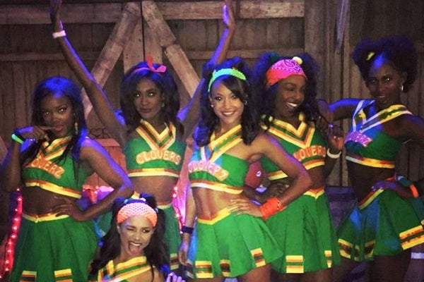 The Dallas Cowboys Cheerleaders Just Won Halloween With These Epic 'Bring It On' Costumes