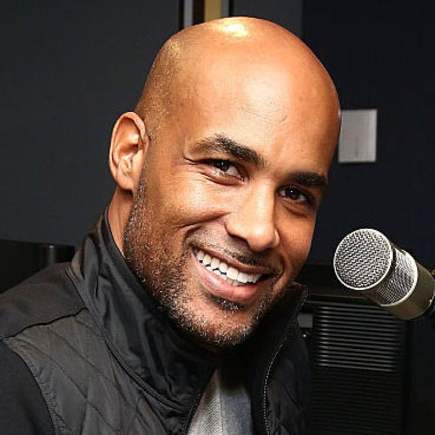 Boris Kodjoe: Single Women Should Stop Dating for 'Potential'