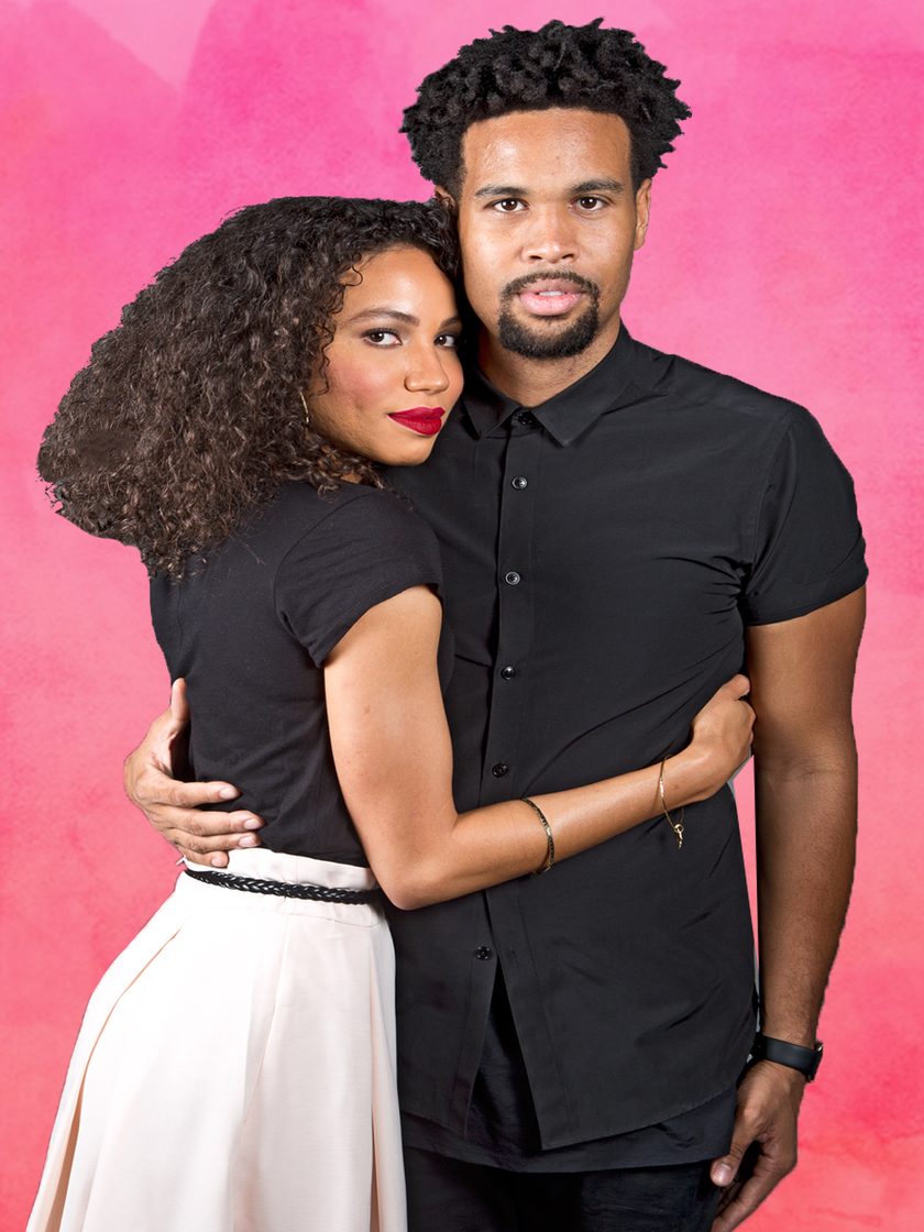 Jurnee Smollett-Bell Welcomes A Baby Boy, Hunter Zion