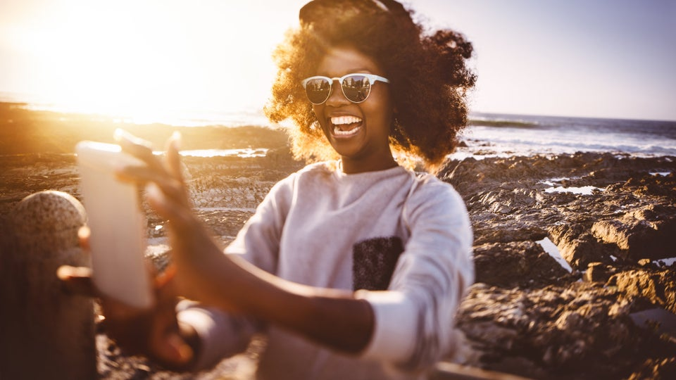 How Looking at Selfies Affects Your Happiness