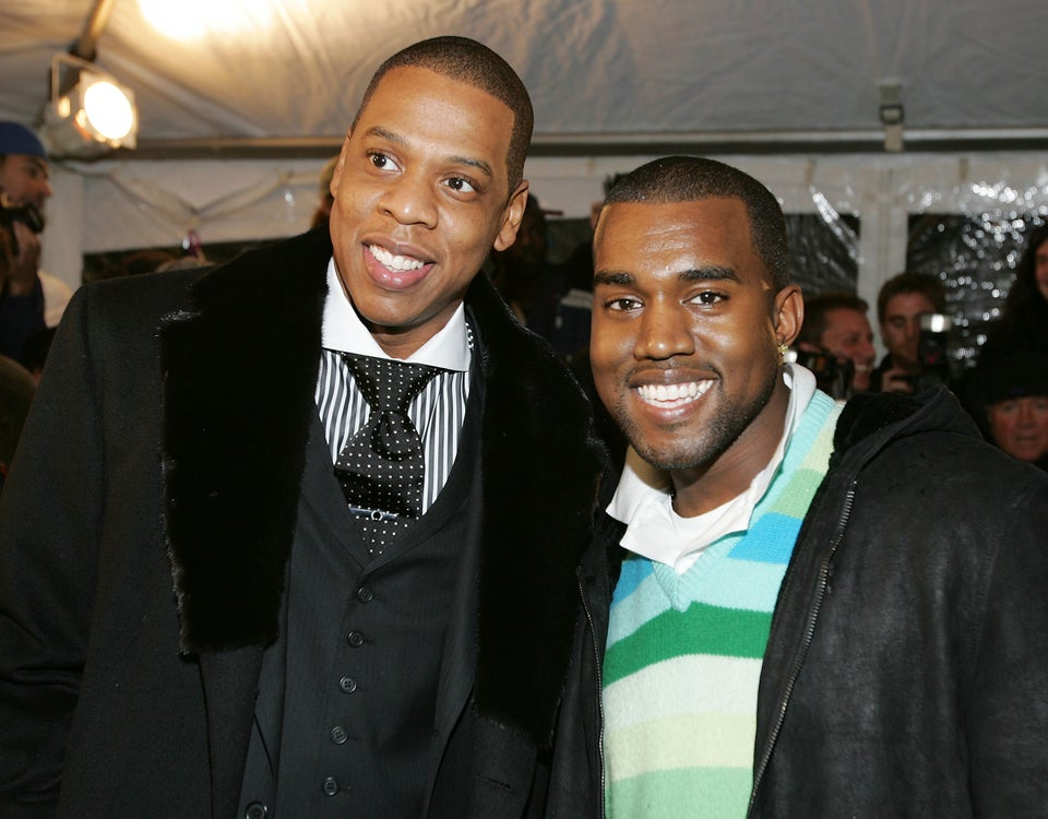 Jay Z Just Misses The Old Kanye