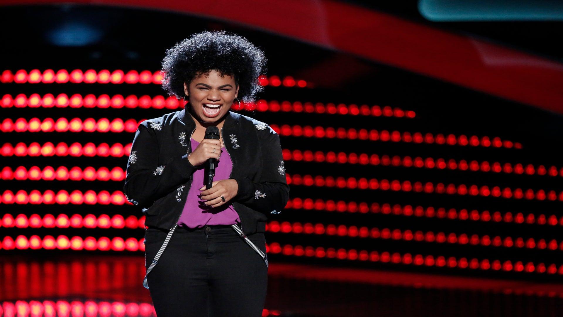 Meet 'The Voice' Contestant Wé McDonald