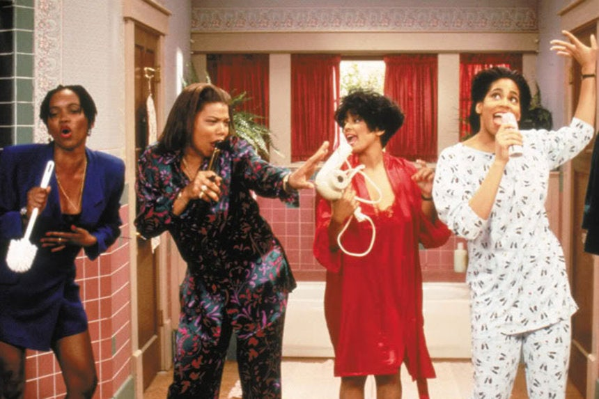 Queen Latifah Says 'Living Single' Reboot In The Works - Essence