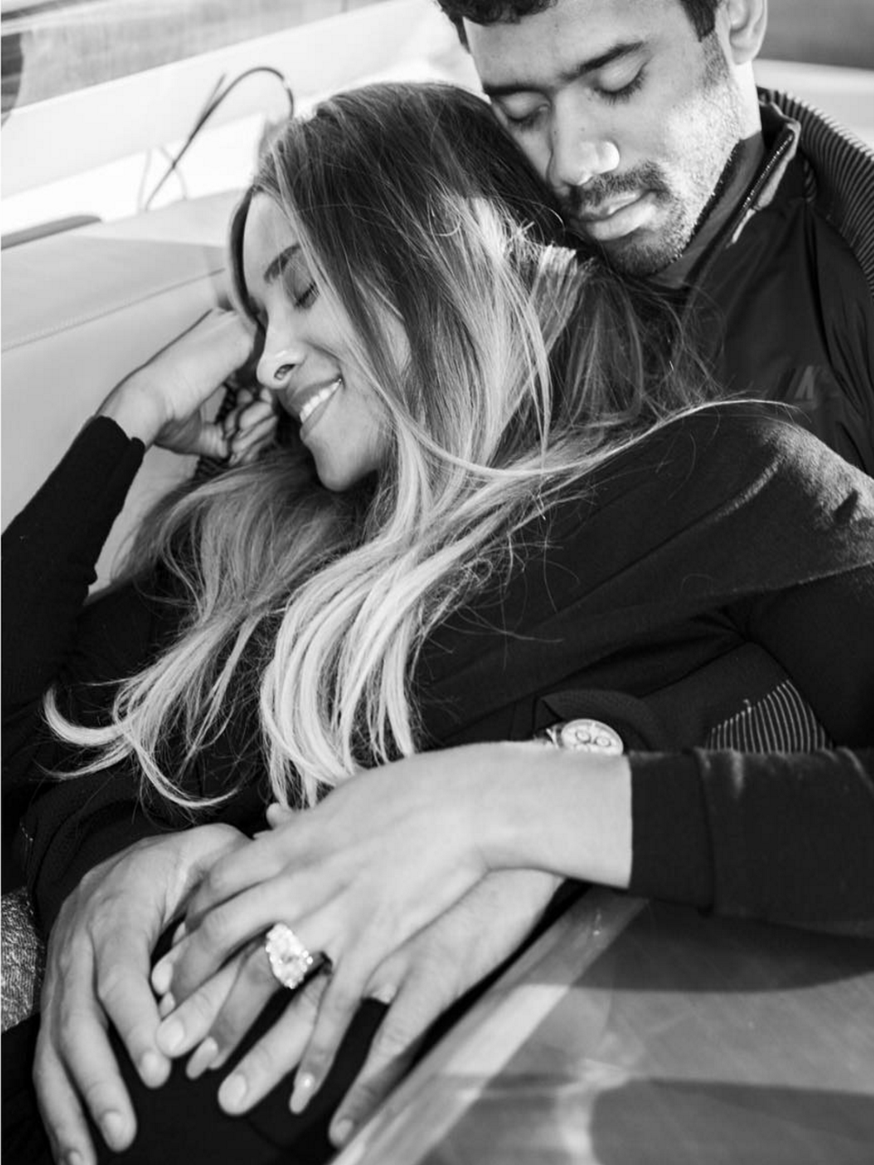 We Love How Russell Wilson Surprised Wife Ciara on Her Birthday