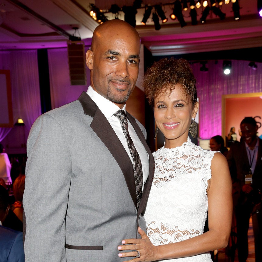 Guess What's Next On Boris Kodjoe And Nicole Ari Parker's Marriage Bucket List