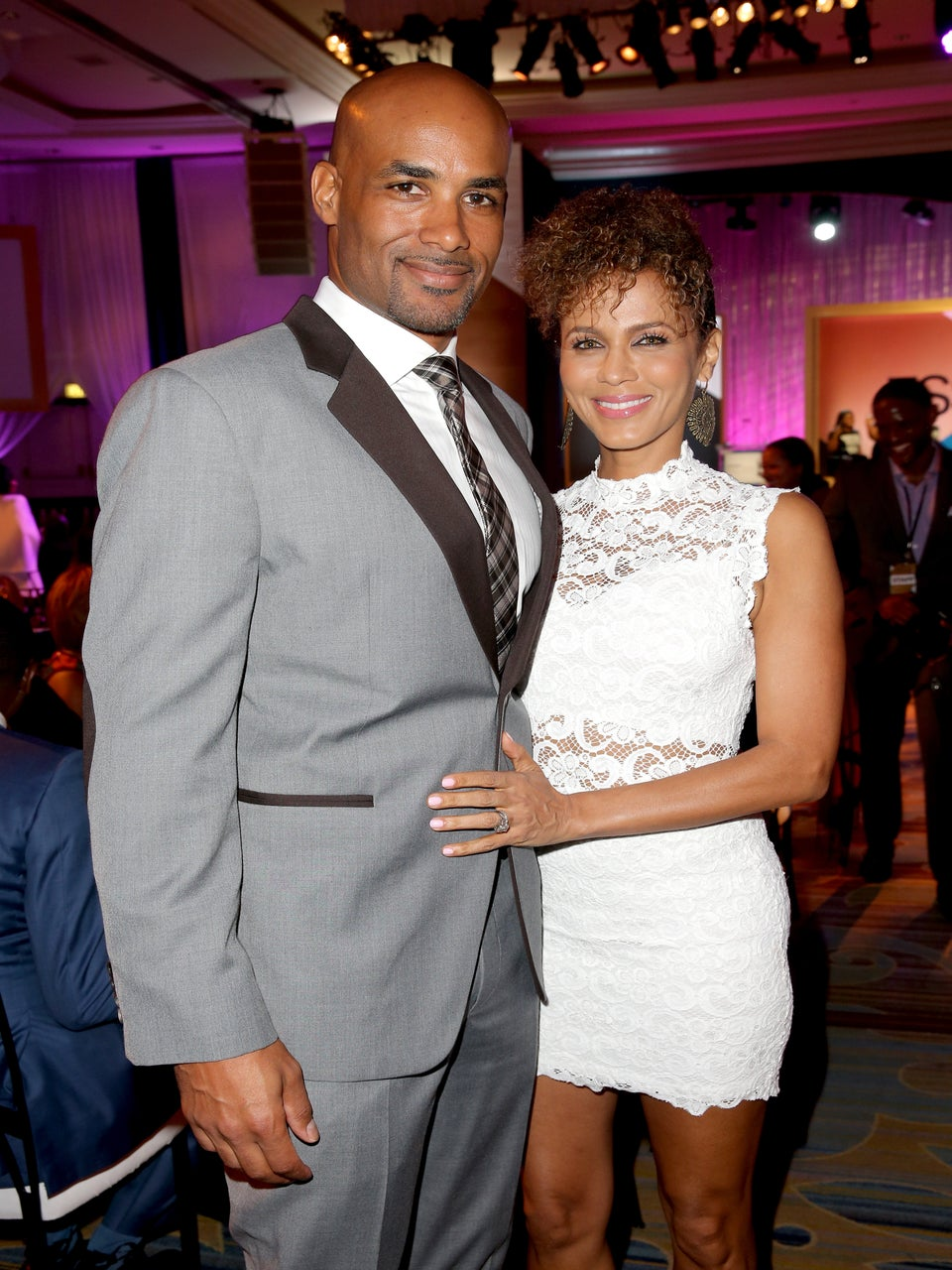 Guess What's Next On Boris Kodjoe And Nicole Ari Parker's Marriage Bucket List