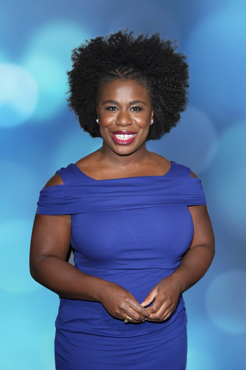'Fro Envy: Uzo Aduba's Hair Reaches New Heights In Gorgeous Photo