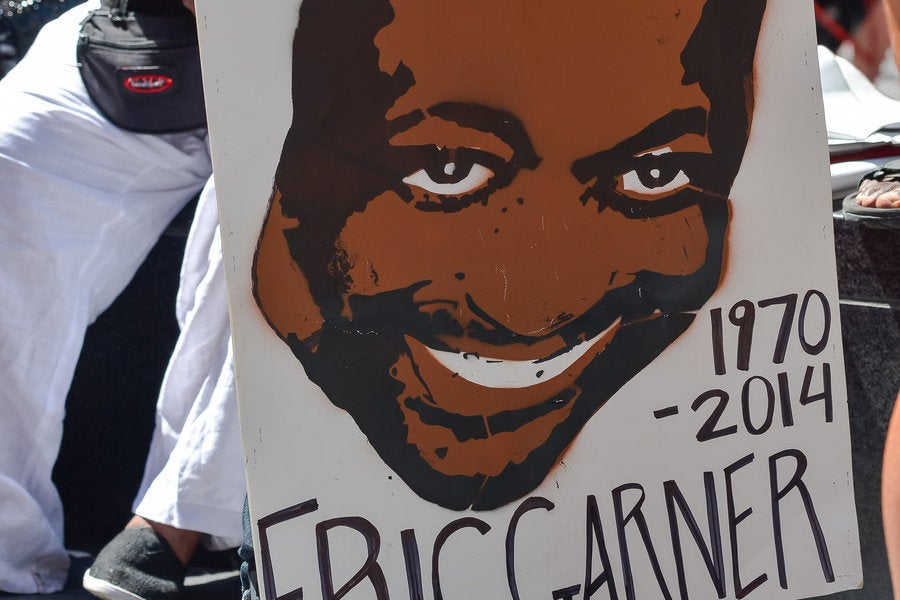 """Police Commander Called Eric Garner's Death """"Not A Big Deal"""" According To Texts"""