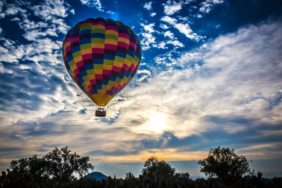 I Went To The Biggest Balloon Fiesta In the World, And It Was Lit