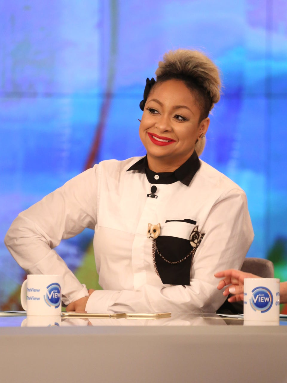 Raven-Symone Is Saying So Long To 'The View' And Hello To 'That's So Raven 2'