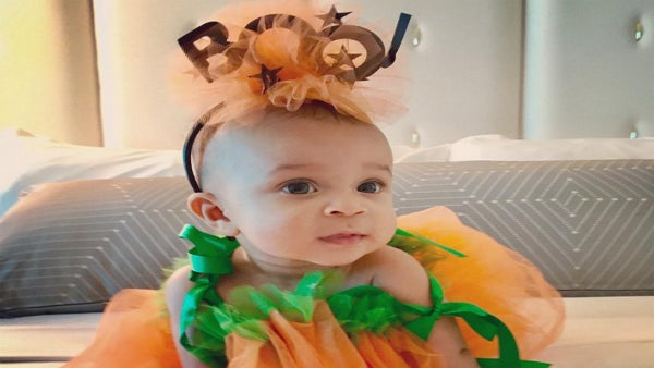 Eudoxie And Ludacris Take A Stroll Down Memory Lane With Precious Pics Of Baby Cadence