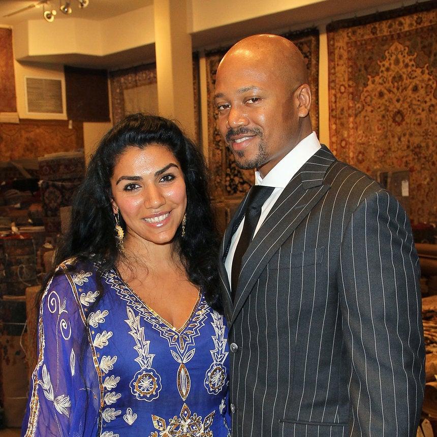 Jermaine Jackson II and Asa Soltan Rahmati Expecting FirstChild