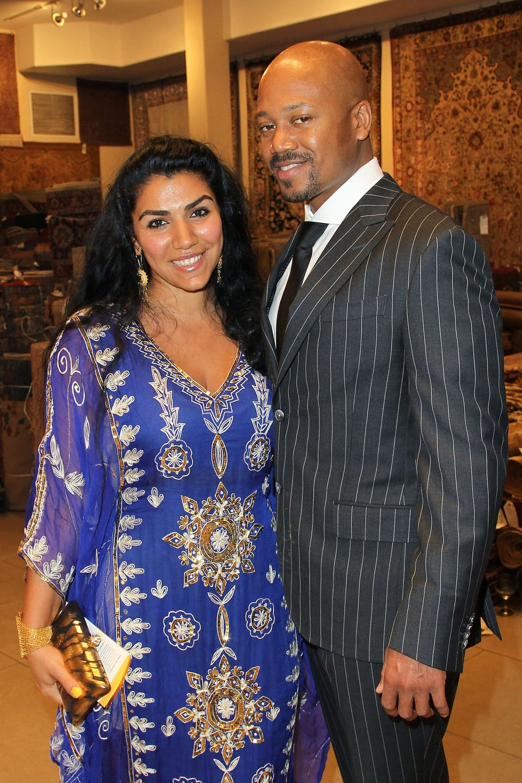 Jermaine Jackson II and Asa Soltan Rahmati Expecting First Child
