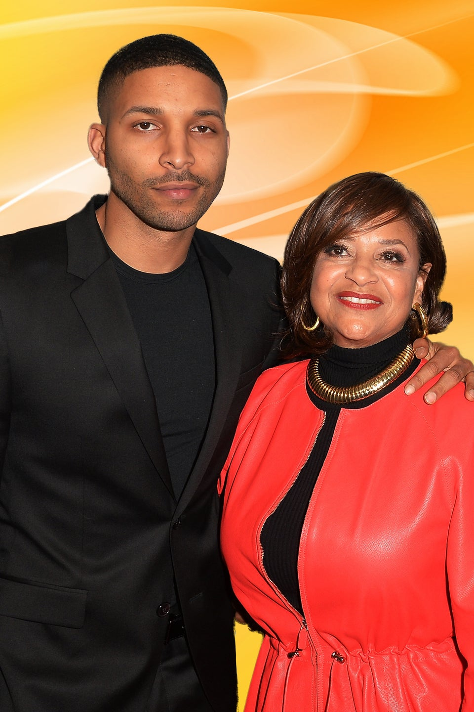 Debbie Allen On Her Son Being Pulled Over By Police: 'He Knows How To Behave'
