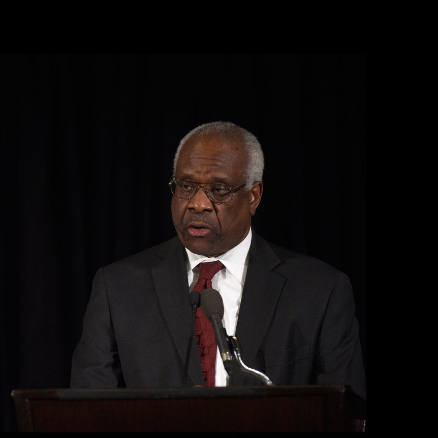 Another Woman Has Accused Supreme Court Justice Clarence Thomas Of Sexual Assault