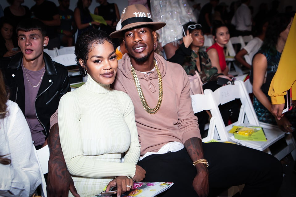 Did Teyana Taylor Just Share A Wedding Photo From Her Big Day With Iman Shumpert?