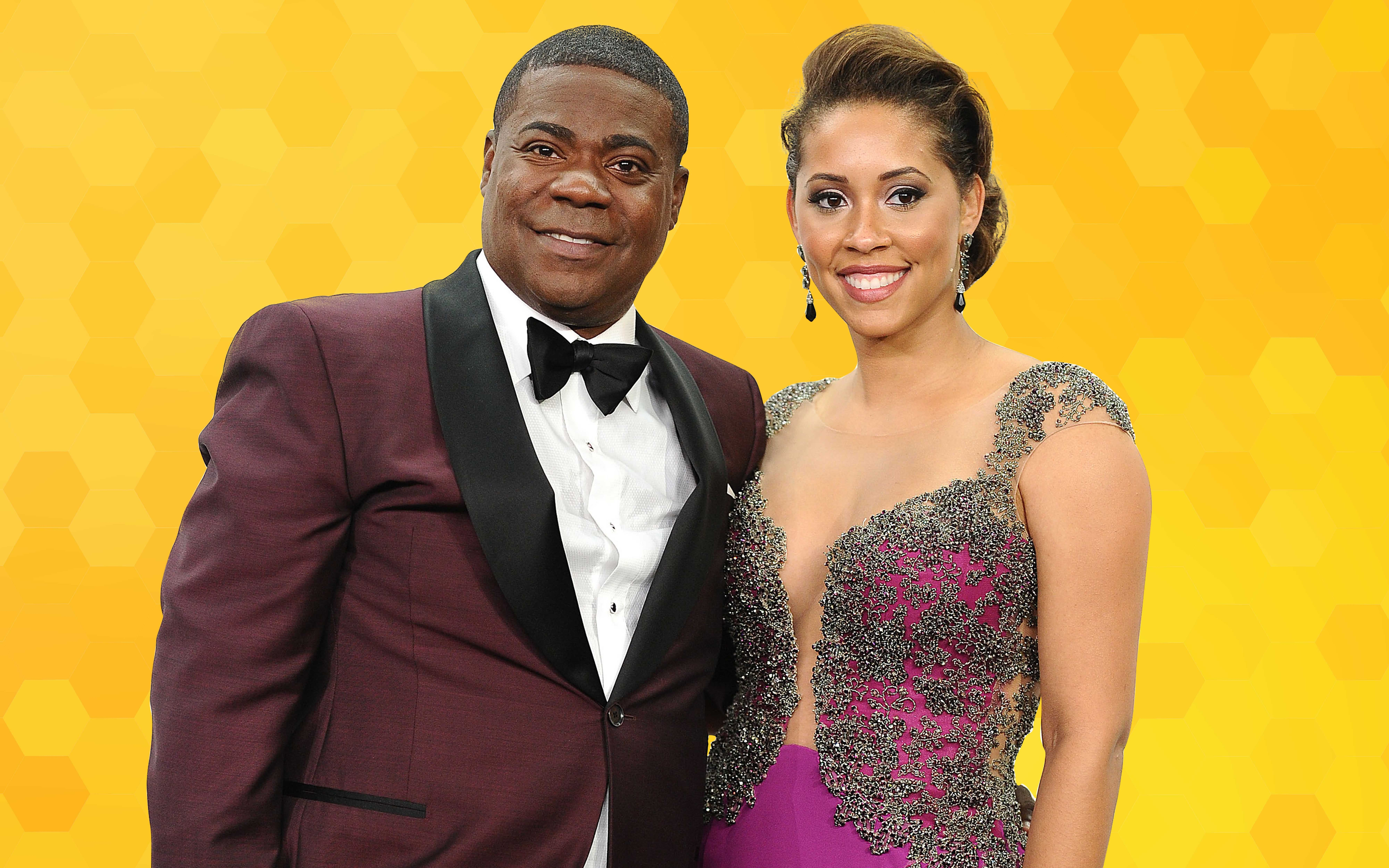tracy morgan s wife megan morgan on the call that changed. Black Bedroom Furniture Sets. Home Design Ideas