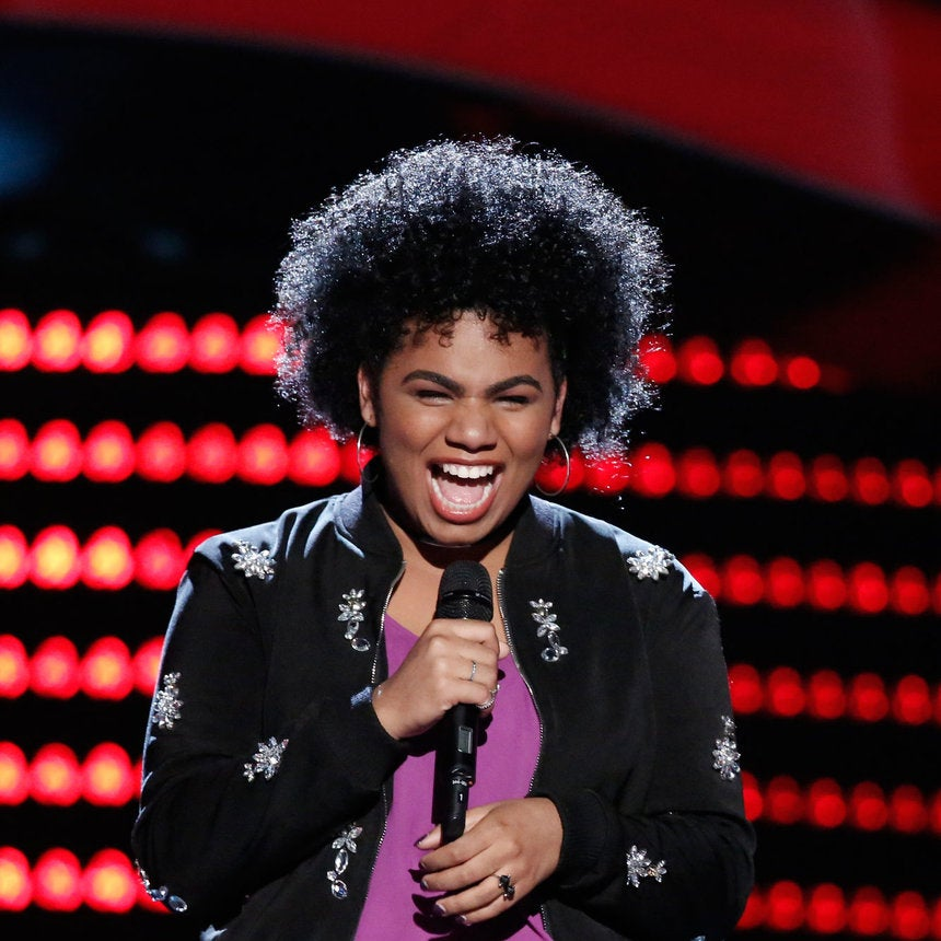 Meet 'The Voice' Contestant Wé McDonald