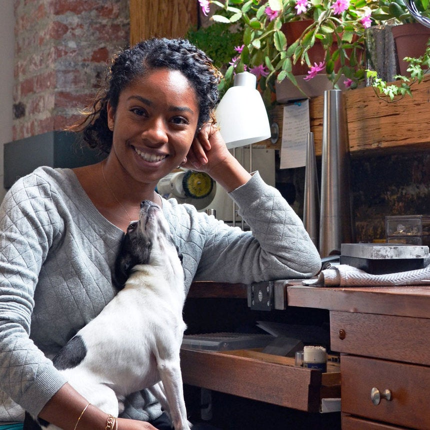 ESSENCE Network: How This Woman Quit Her Day Job to Start a Booming Wedding Jewelry Business On Etsy