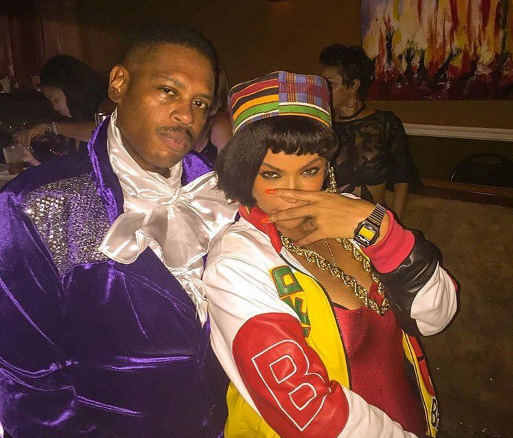 Beyoncé Pays Tribute to Salt-N-Pepa for Halloween