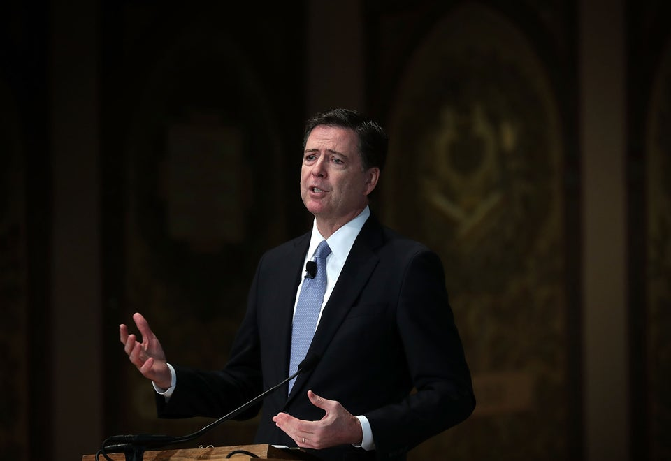 FBI Director James Comey Under Fire After Hillary Clinton Email Investigation Announcement