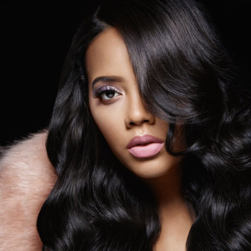 Angela Simmons Shares All the Glamorous Details About Launching Her Debut Lipstick Line