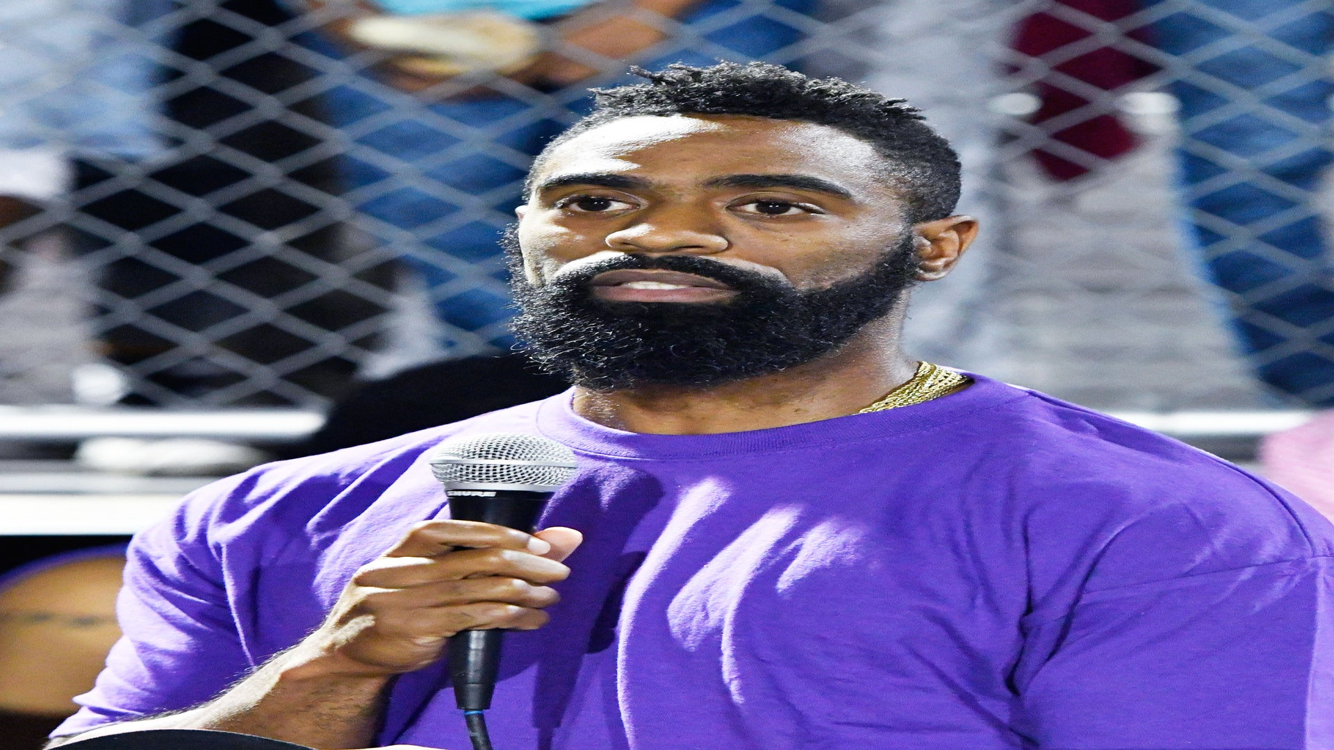Tyson Gay thanks fans for supporting his family after daughter's death