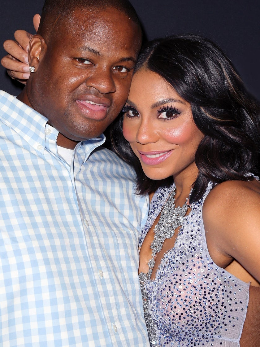 """#Sing-a-Long: Vince Herbert And Son Sing """"Twinkle, Twinkle"""" To Tamar Braxton"""