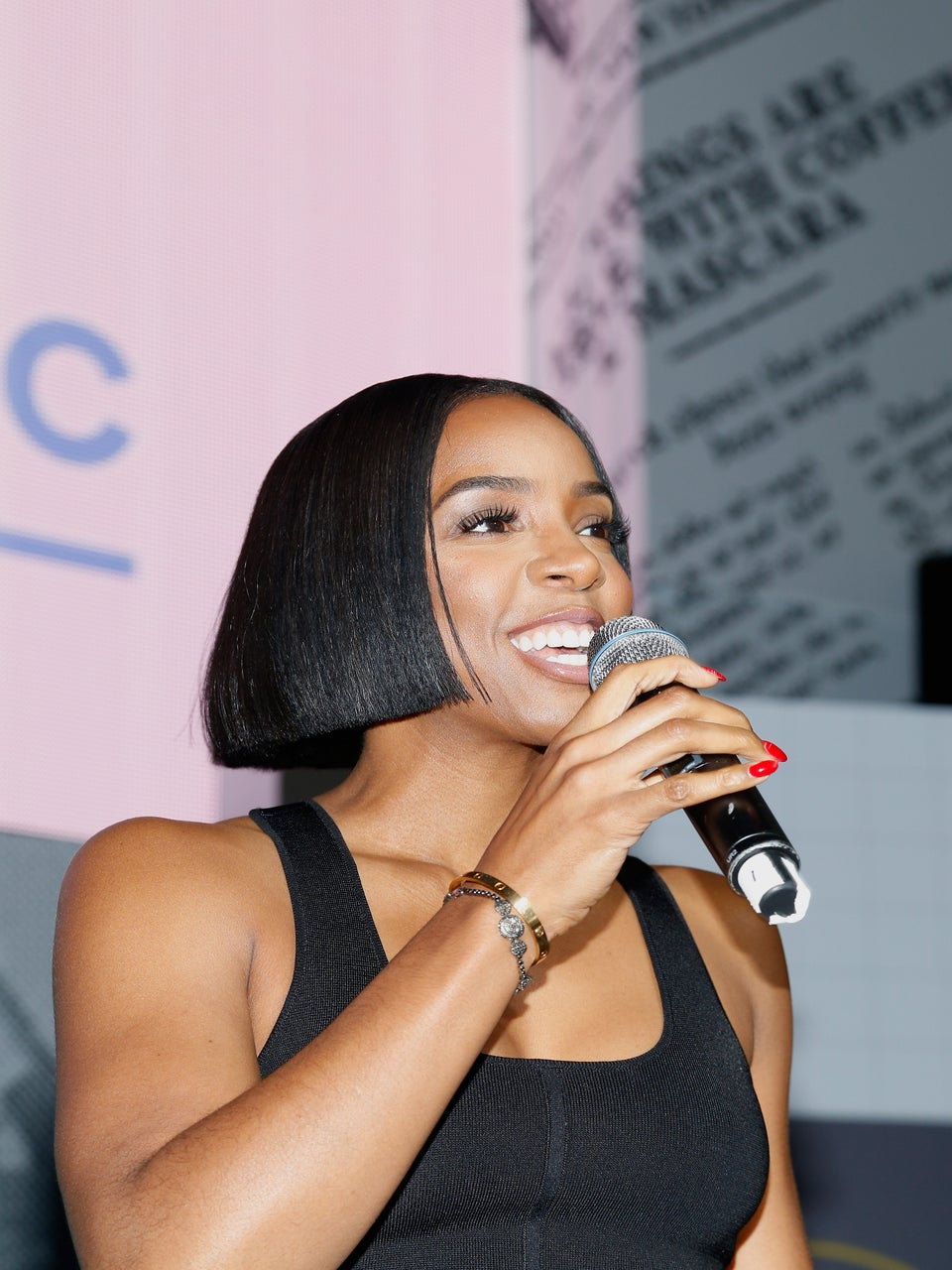 Kelly Rowland Reveals Her Biggest Red Carpet Regret and Why Her Husband Would Love If She Shaved Her Head
