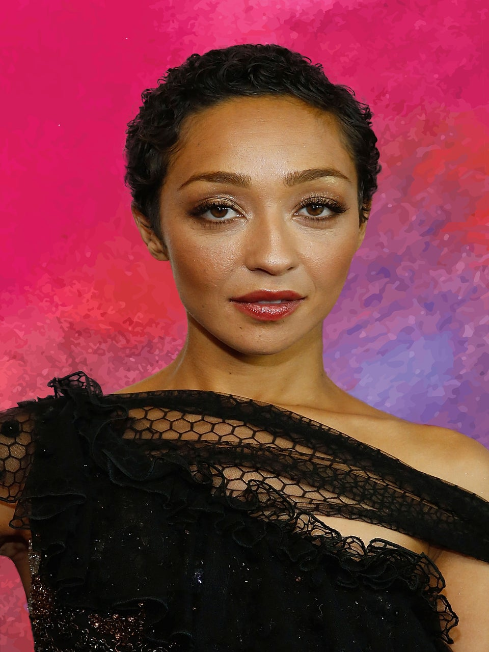 'Loving' Star Ruth Negga will Make You Want to Wear Lip Gloss Again