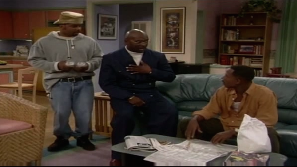Here's A Look At Actor Tommy Ford's Funniest Scenes From 'Martin'
