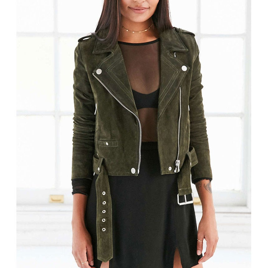 10 Leather Jackets That You Absolutely Need in Your Life
