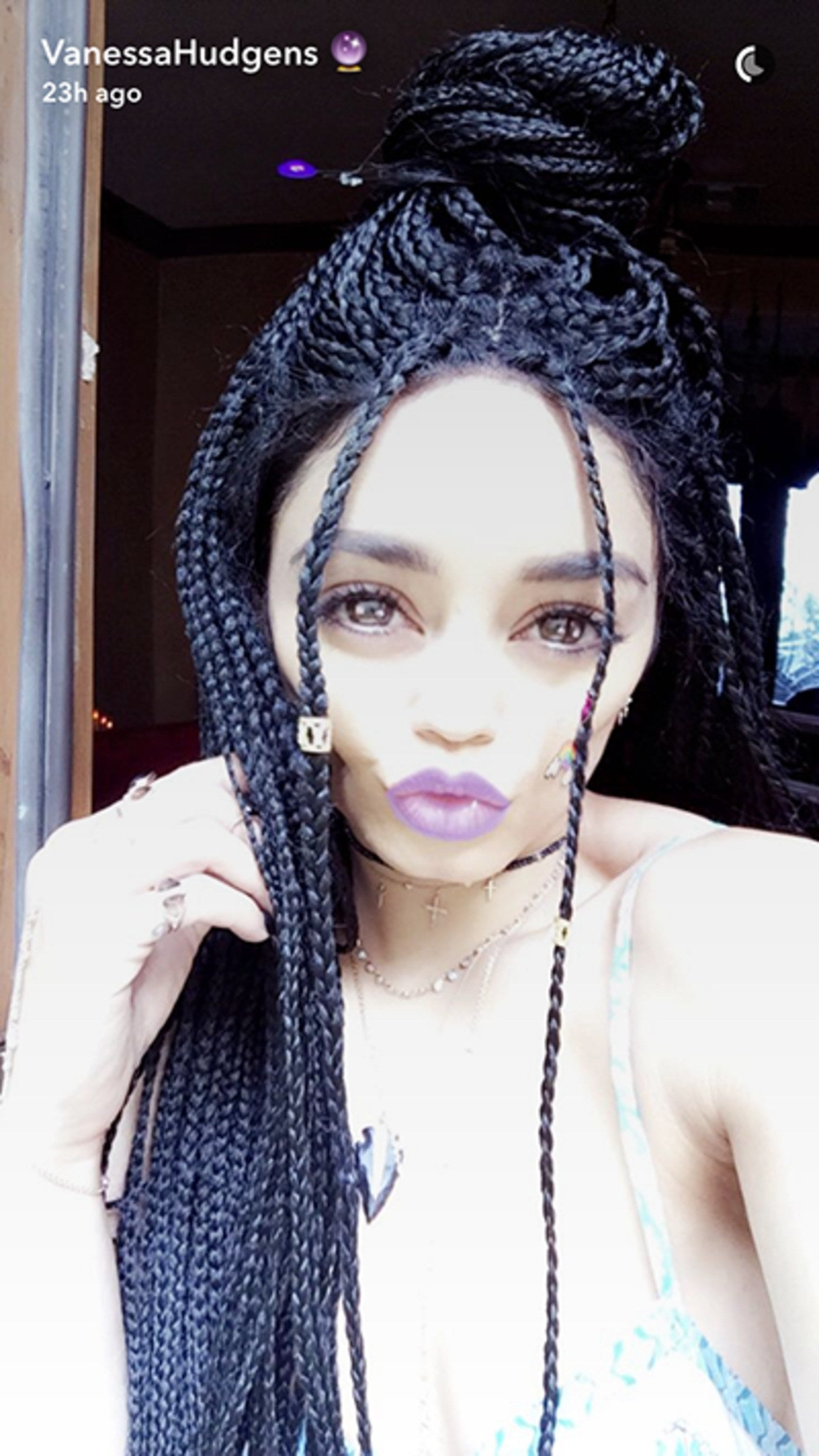 Vanessa Hudgens Accused Of Cultural Appropriation