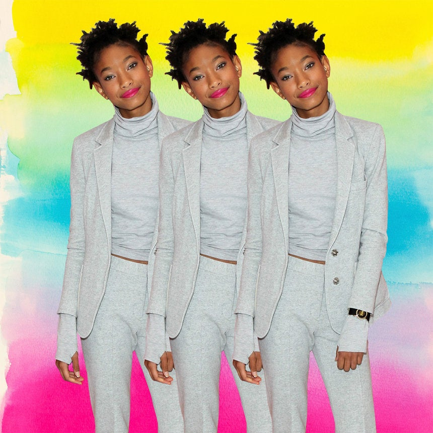 Celebrating Willow Smith's 18th Birthday: Here's 18 Times She Gave Us A Fashion Moment