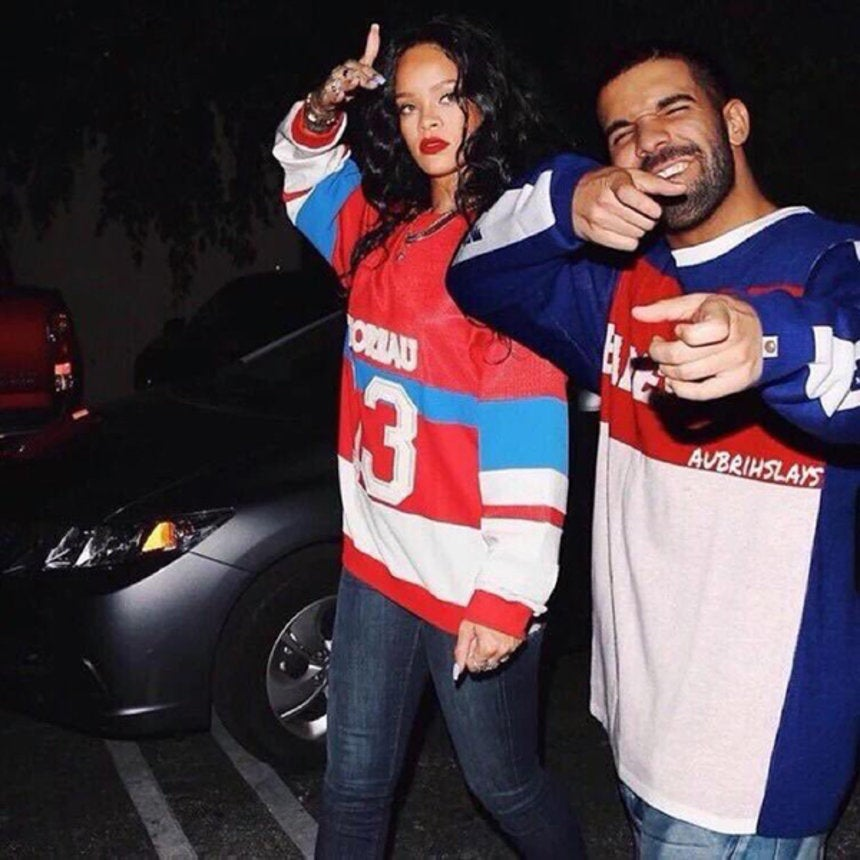 Awkward! Did You See That Video Of Rihanna and Drake At The Same Kid's Party?