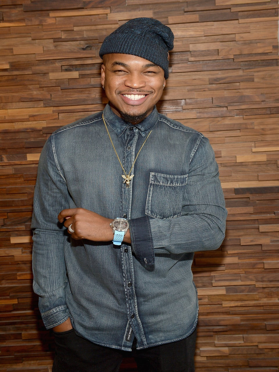 Ne-Yo Gets Happy Birthday Grams From Both Special Ladies in His Life