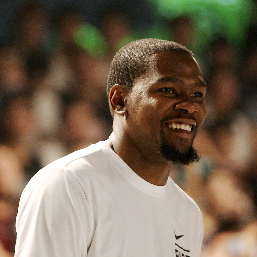 Kevin Durant Is Sending Kids From His Hometown to College
