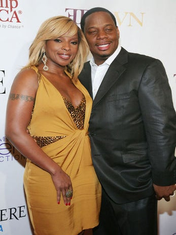 You'll Never Believe What Mary J. Blige's Ex Husband Wants To Spend His Spousal Support On