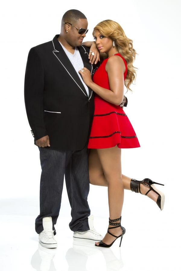 Tamar And Vince's Halloween Couple Costume Is The Cutest
