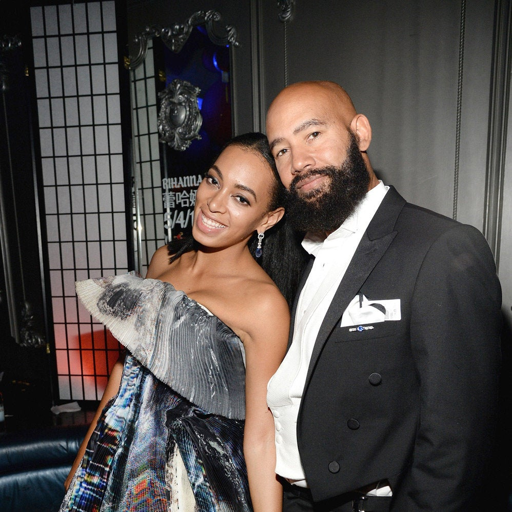 Solange Shared The Last Thing She And Husband Alan Ferguson Fought About And Honestly, It's Relatable AF