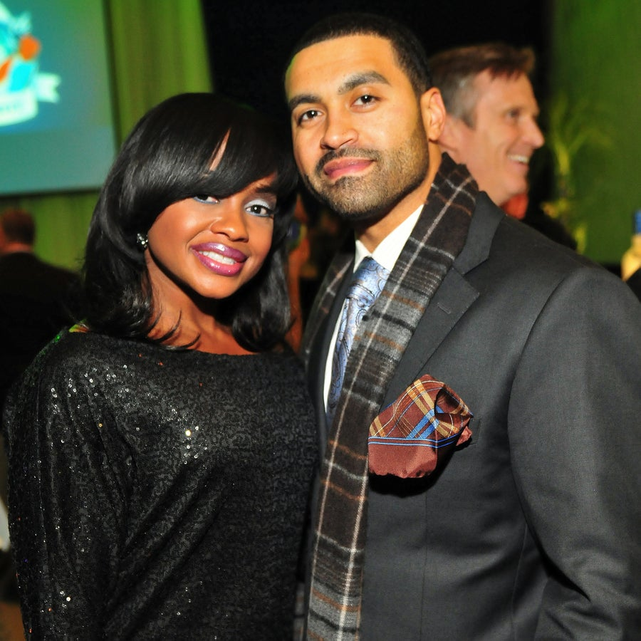 It's Really Over! Phaedra Parks And Apollo Nida Reach A Divorce Settlement